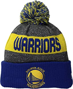 New Era - NE16 Sport Knit Golden State Warriors