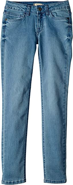 La Luna Llena Denim Pants (Big Kids)