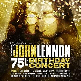 john lennon birthday 75th