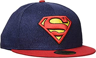 0bb73915748c6 New Era Hommes 59FIFTY Fitted Superman Marvel Casquette Bleu