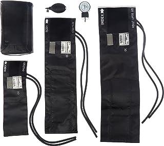 Prestige Medical 3-in-1 Spygmomanometer آنروئید با کیف حمل ، سیاه