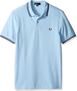 c482bc2be Fred Perry Men s Twin Tipped Polo Shirt