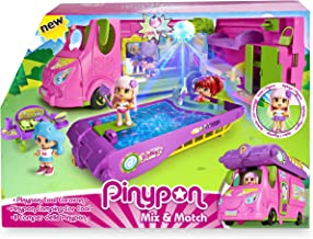 Famosa - Pinypon Cool Caravan, Playset, 700015070