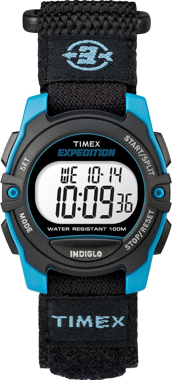 Timex Unisex Expedition MidSize Classic Digital Chrono Alarm Timer Watch
