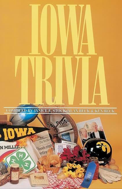 Iowa Trivia: (Revised Edition) (English Edition)
