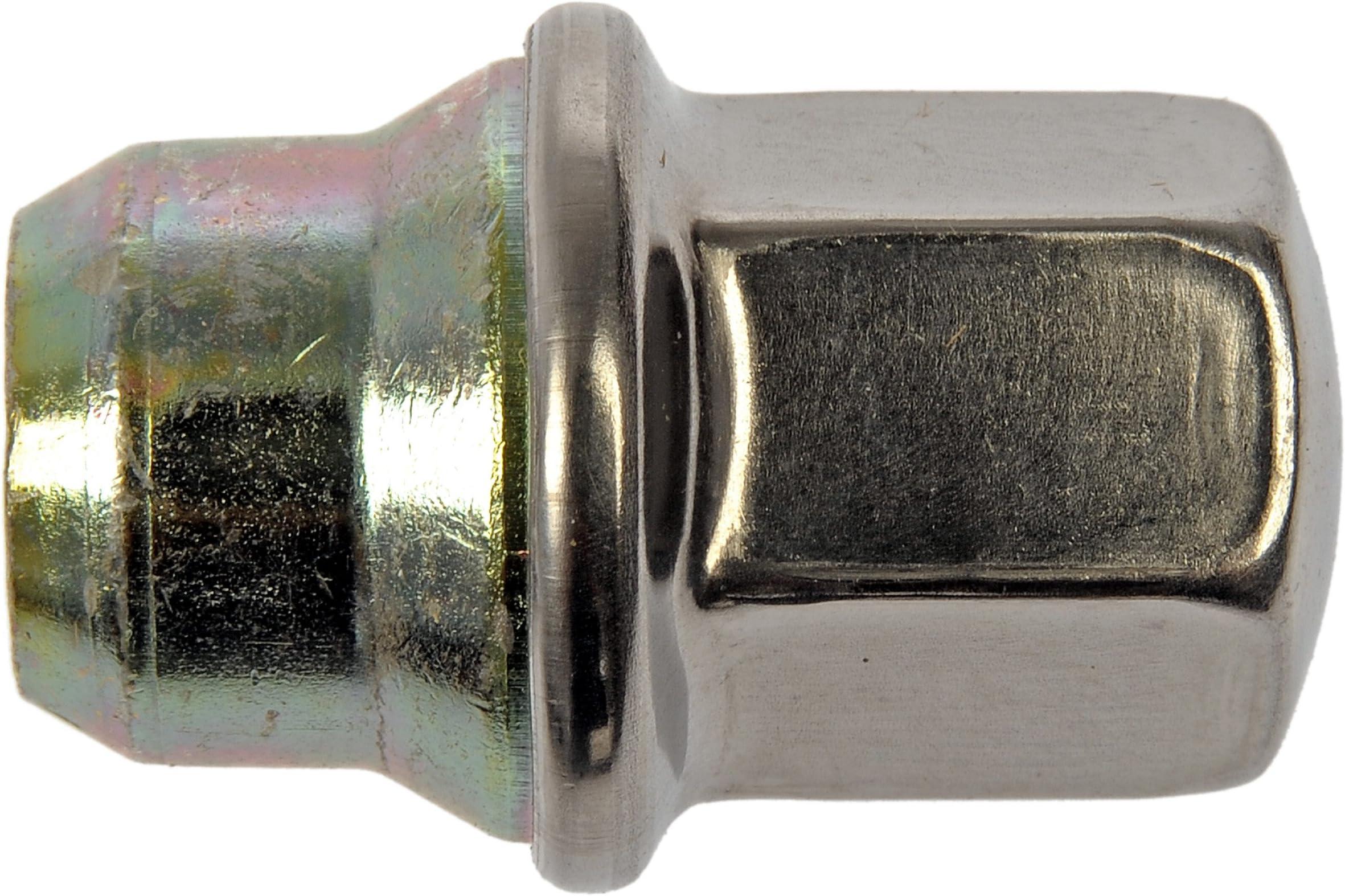 Dorman 611-269 Wheel Lug Nut for Select Dodge Models, Pack of 10 (OE FIX)