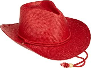 San Diego Hat Big Girls' Sun Coverage Cow Girl Hat