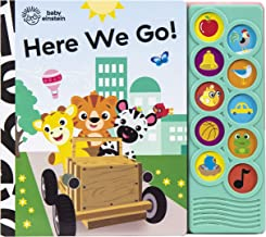 Baby Einstein - Here We Go! 10-Button Sound Book - PI Kids (Play-A-Sound)