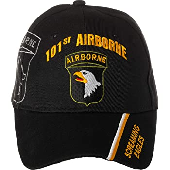 173rd Airborne Brigade with Jump Wings Unisex Adult Hats Classic Baseball Caps Peaked Cap