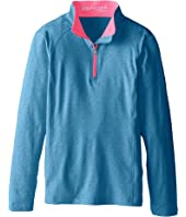 Spyder Kids - Cameo Poly Stretch T-Neck (Big Kids)