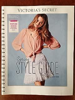 Victoria Secret Catalog Spring Style Guide 2014