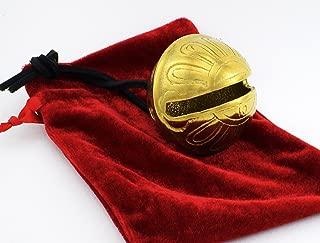 Santa's Sleigh Bells Big Christmas Polar Bell, Jingle Express Reindeer Sleigh Bell from 11b