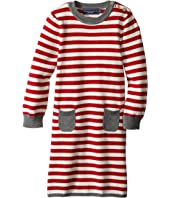 Toobydoo - Little Stripe Sweater Dress (Infant/Toddler)