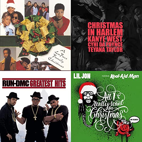 Holiday Hip Hop by Kurtis Blow, Aloe Blacc, Blu & Exile