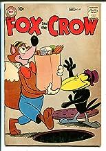 Fox and Crow #57 1959-DC-slapstick humor-double entendre-VG