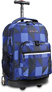 Best extra small rolling backpack Reviews