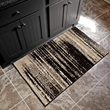 "product image for Orian Interference Area Rug, 1'8"" x 2'10"", Black"