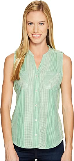 Conundrum Eco Rich Sleeveless Shirt