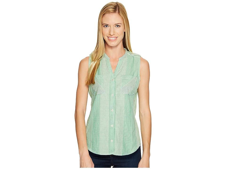 Woolrich Conundrum Eco Rich Sleeveless Shirt (Lawn) Women