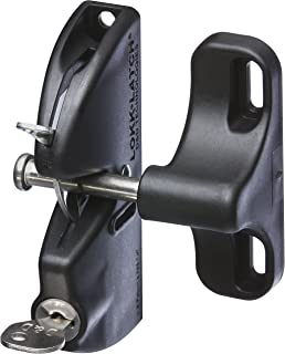 National Hardware V6201 LTCH BLK N346-201 4-9/16