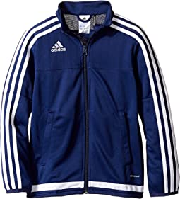 adidas Kids - Tiro 15 Training Jacket (Little Kids/Big Kids)
