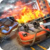 Car Arena Battle Chase & Escape: Demolition Derby Stunts