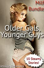 Older Gals, Younger Guys: Milf Bundle