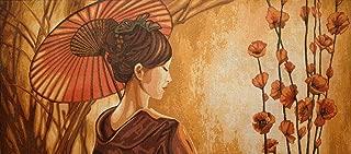 Hudemas Needlepoint Kit Geisha 28.7