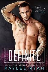 Definite (Soul Serenade Book 3) Kindle Edition