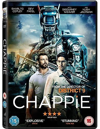 Chappie [Reino Unido] [DVD]