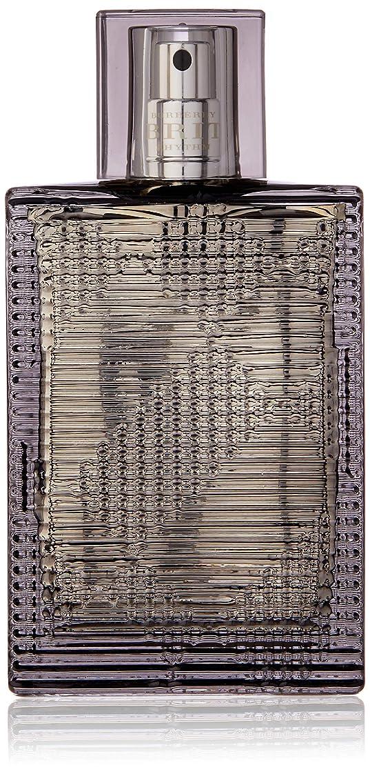 シェアアベニュー強制的バーバリー ブリット リズム インテンス フォーヒム EDT スプレー 50ml バーバリー Burberry