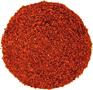 Soeos Premium Sichuan Chili Powder, Asian Chili Powder, Savory Spicy Red Chili Powder, Ground Sichuan Red Chili. (8 oz)