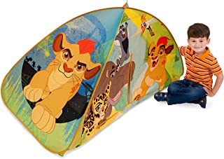 Playhut Lion Guard 2-in-1 Bed Tent, Green