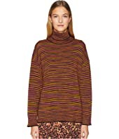 M Missoni - Chunky Spacedye Turtleneck