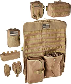 Smittybilt 5661324 GEAR Coyote Tan Universal Truck Seat Cover