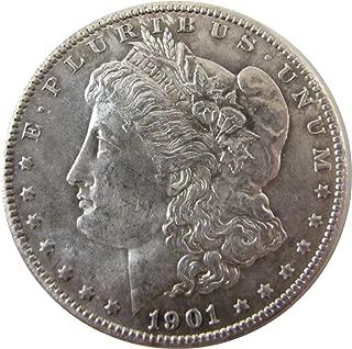 1901 O Morgan Silver Dollar $1 Uncirculated