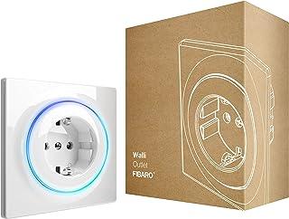 Fibaro FGWOF-011 FGWOF-001 Walli Outlet Type F Caja de tomacorriente