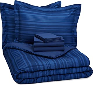 royal blue bedspread