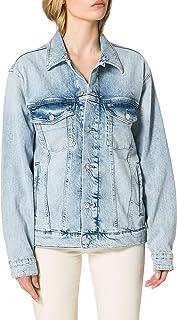 Tommy Jeans Women's Regular Trucker Jacket Albcd