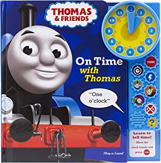 Best tell the time with thomas clock Reviews