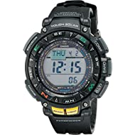 Casio Men's Pathfinder Triple Sensor Multi-Function Sport Watch