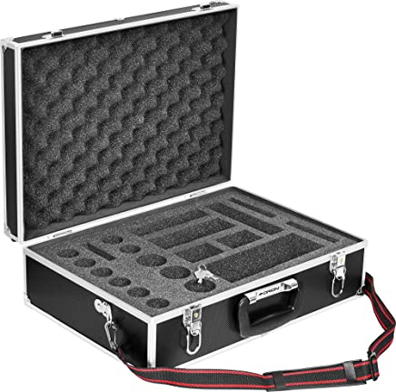 Orion 05959 Deluxe Large Accessory Case (Black)
