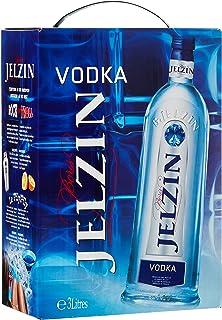 Jelzin Vodka Bag-in-Box 1 x 3 l