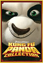 Kung Fu Panda Boxed Set (Kung Fu Panda / Kung Fu Panda 2 / Secrets of the Masters)