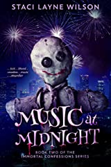 Music at Midnight (Immortal Confessions Book 2) Kindle Edition