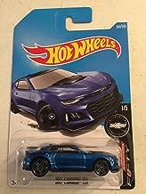 Hot Wheels 2017 Camaro Fifty 2017 Camaro ZL1 360/365, Blue