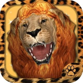 Virtual Pet Lion