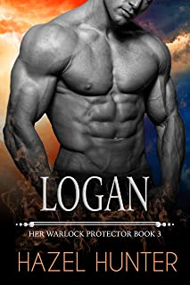 Logan (Book 3 of Her Warlock Protector): A Steamy Paranormal Romance