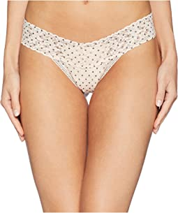Pixie Dot Low Rise Thong