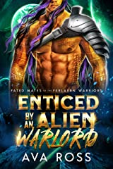 Enticed by an Alien Warlord (Fated Mates of the Ferlaern Warriors Book 1) Kindle Edition